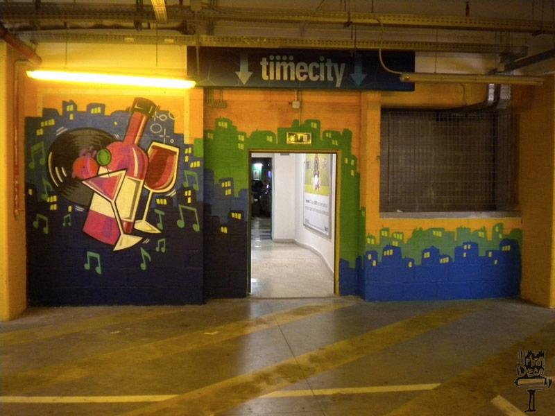Urban decorations decorazione muri ed esterni a roma e - Decorazioni muri esterni ...