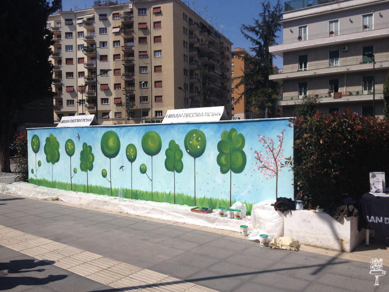 Riqualificazione urbana a roma for Blog decorazione interni