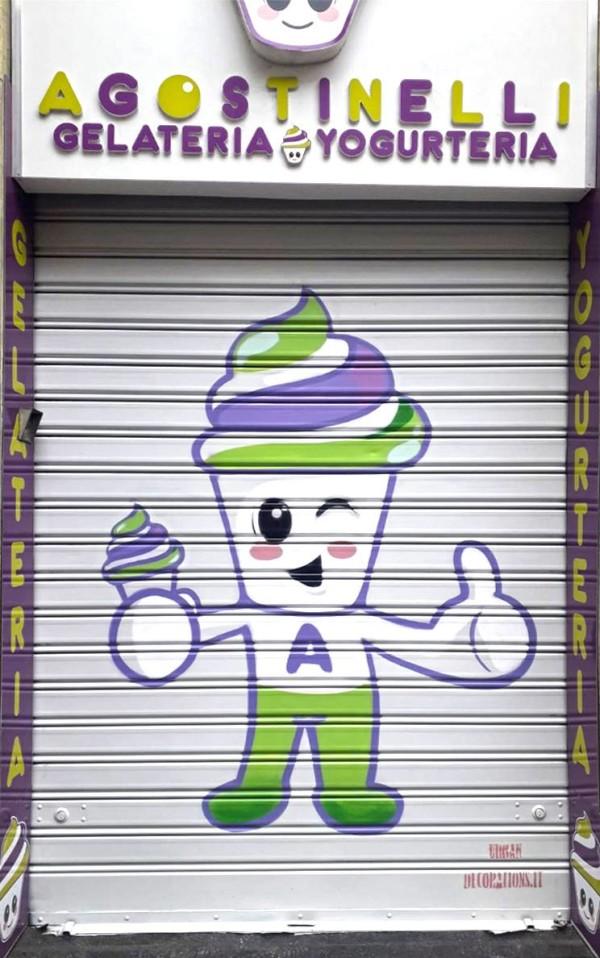 serranda-disegnata-gelateria